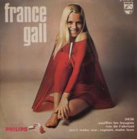 Cover France Gall - France Gall [1968/2]